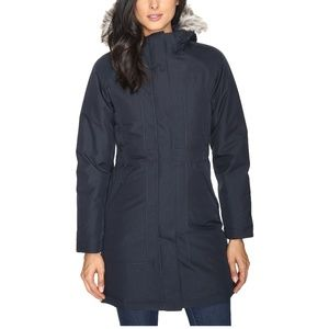 The North Face Women's Arctic Parka II Urban navy
